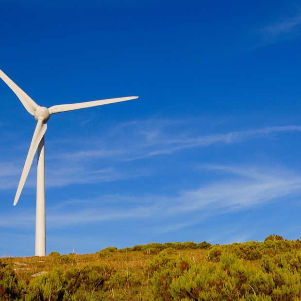 Google Datacenter in Eemshaven voorzien van energie door inzet windmolens