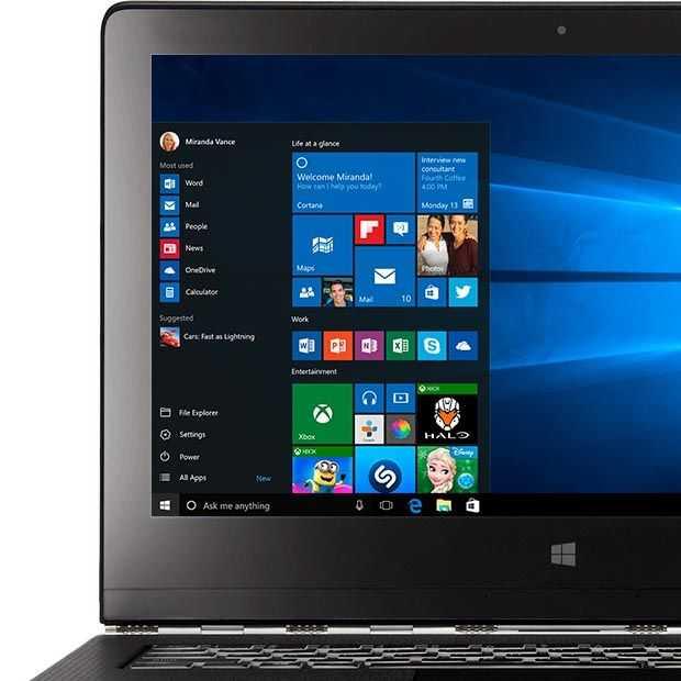 Windows 10 draait al op meer dan 75 miljoen apparaten