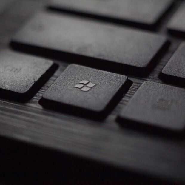 Doek valt voor Windows 10X