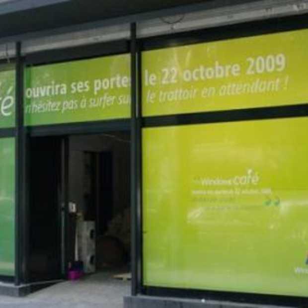 Windows opent binnenkort café in Parijs
