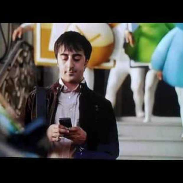 Windows Phone Microsoft TV commercial