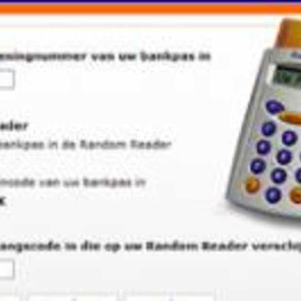 Windows vermijden voor bankzaken?