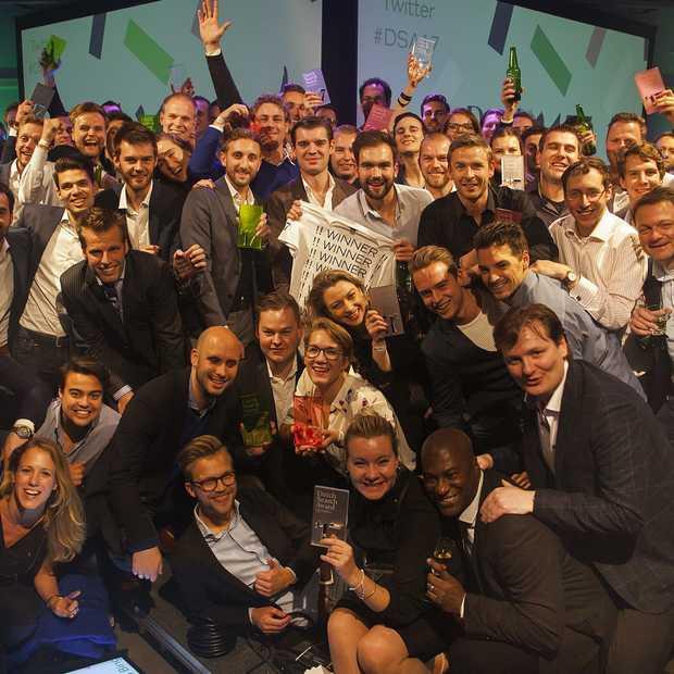 De Dutch Search Awards zijn uitgereikt door Geraldine Kemper