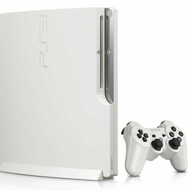 Witte Playstation 3 slim blijft in Japan