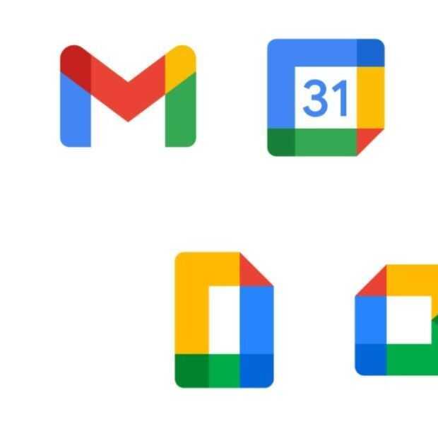 Google komt met Google Workspace