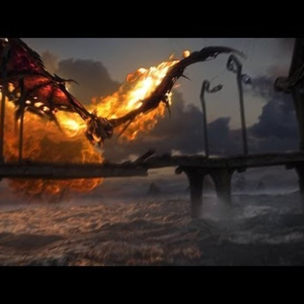 World of Warcraft Cataclysm [trailer]