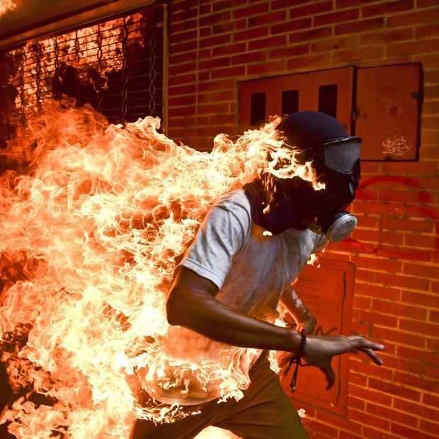 Dit zijn de winnaars van de World Press Photo Awards 2018