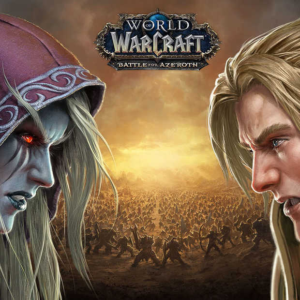 World of Warcraft: Battle for Azeroth vanaf 14 augustus beschikbaar