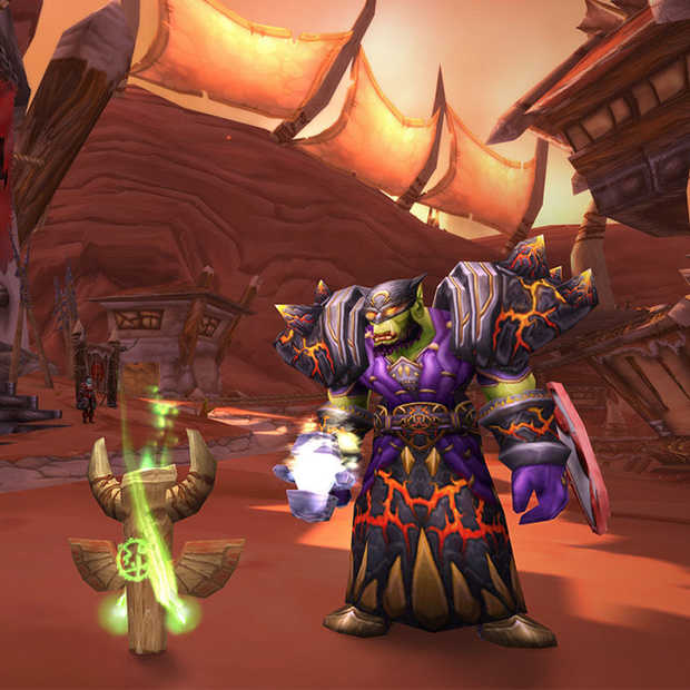 8 augustus is de pre-launch test van World of Warcraft: Classic