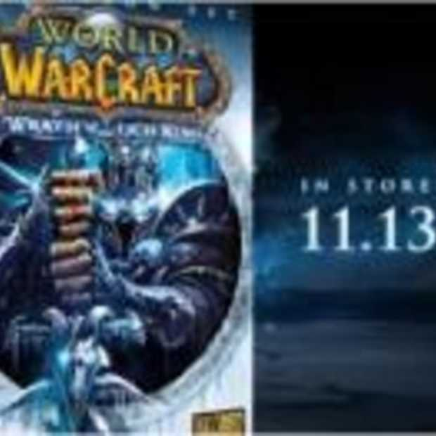 Wrath of the Lich King komt 13 november uit