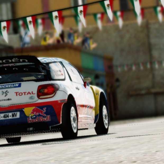 WRC 3 is een flauwe bocht verwijderd van een crash