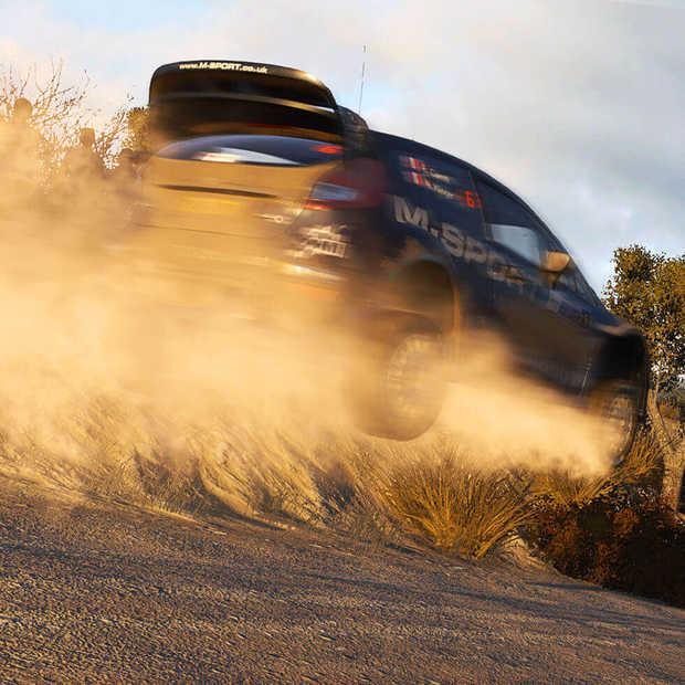 WRC 6: dit jaar met echte modder