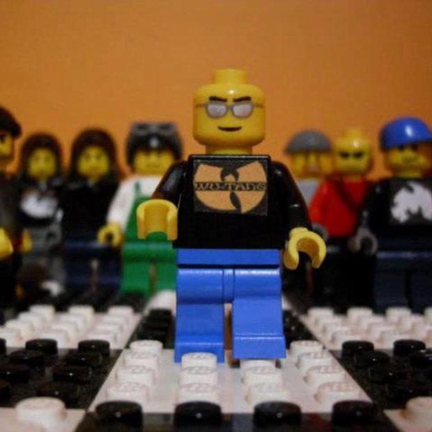 Wu Tang Lego: Da Mystery Of Chessboxin