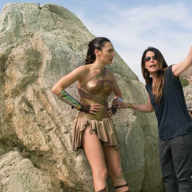 Nieuwe foto onthuld van Gal Gadot in Wonder Woman 1984