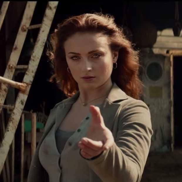 De trailer van X-Men: Dark Phoenix laat Sophie Turner schitteren