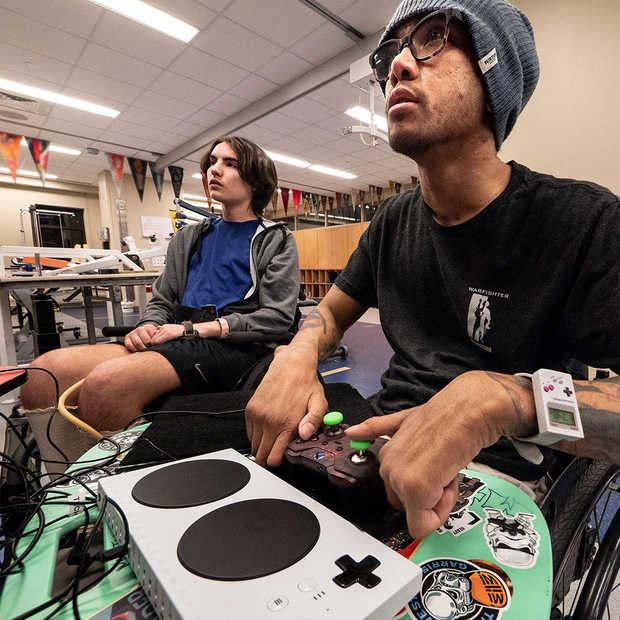 Dit is hem: de Xbox Adaptive Controller