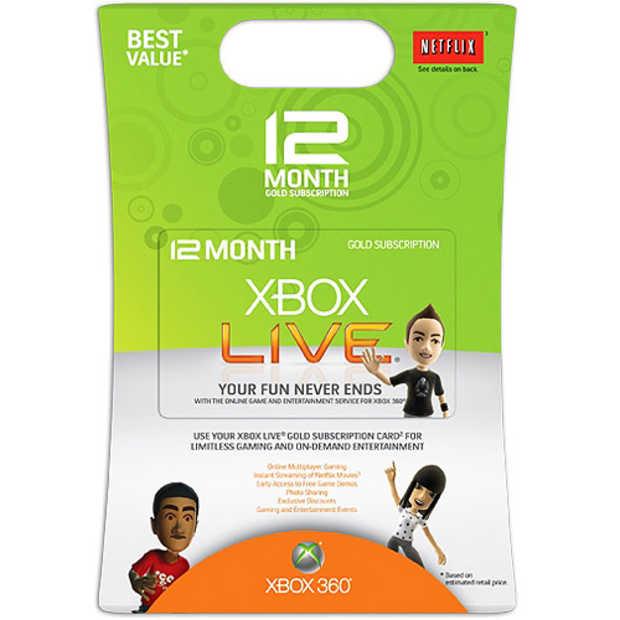 Xbox Live wordt duurder (maar niet voor ons)