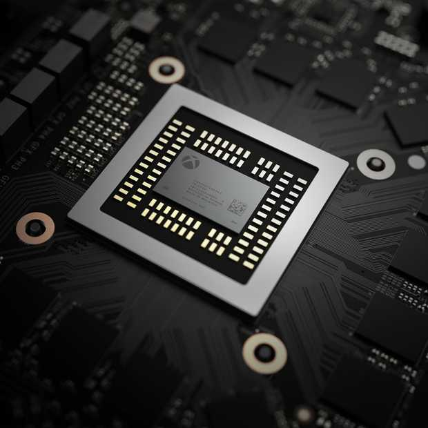 Specificaties Xbox Scorpio bekendgemaakt