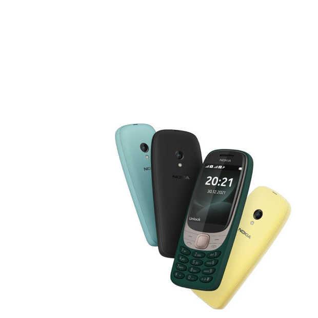 Onverwoestbare Nokia 6310 maakt comeback