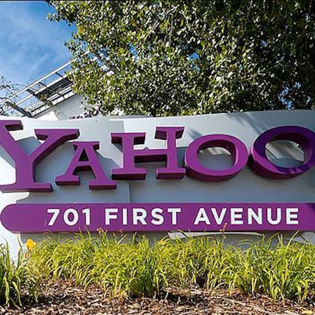 Yahoo wordt overgenomen door telecomprovider Verizon