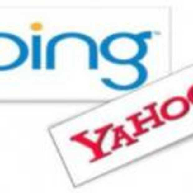 Yahoo Search nu powered by Bing