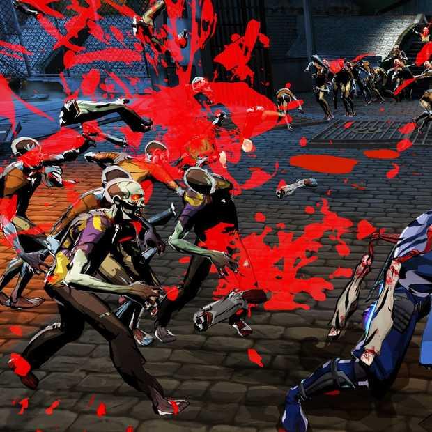 Yaiba: Ninja Gaiden Z is een vreemde snuiter