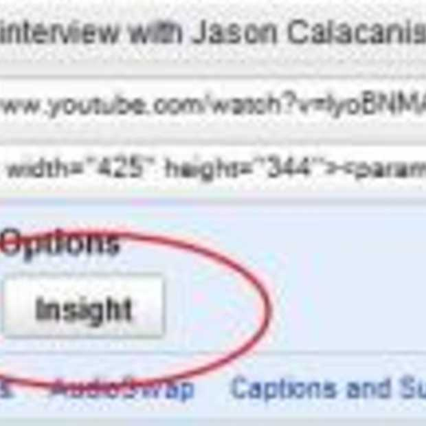 YouTube Insight geeft verder inzicht in kijkers
