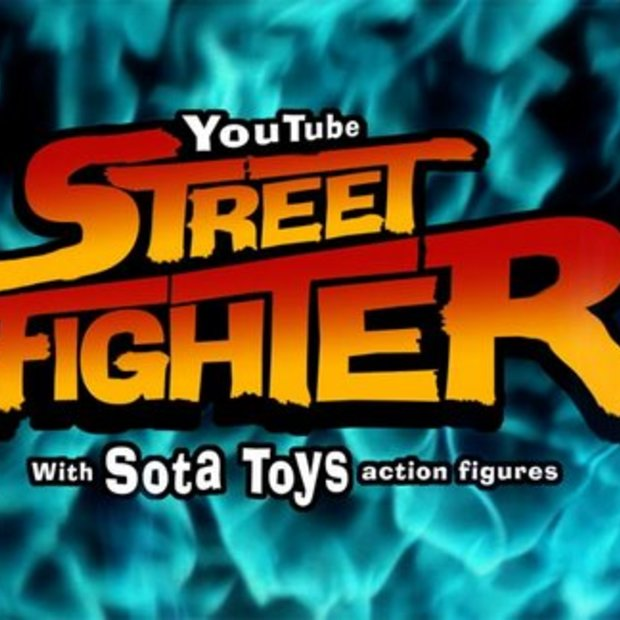 Youtube Street Fighter interactive