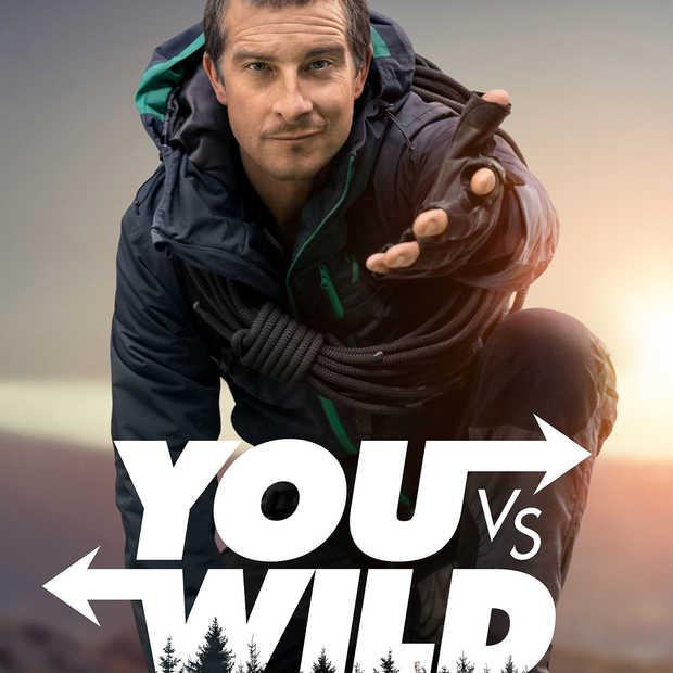 Netflix strikt Bear Grylls voor nieuwe interactieve serie: You vs Wild