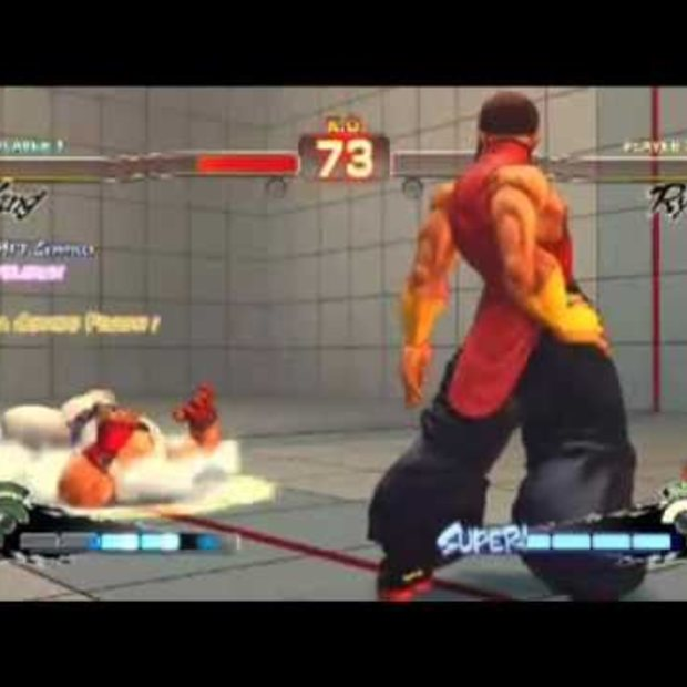 Yun & Yang Ultra's in Supe Street Fighter IV