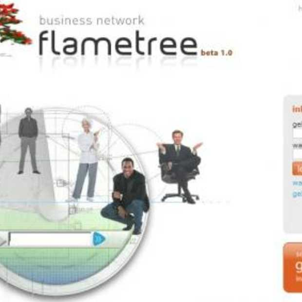 Zakelijk netwerk Flametree.nl van start