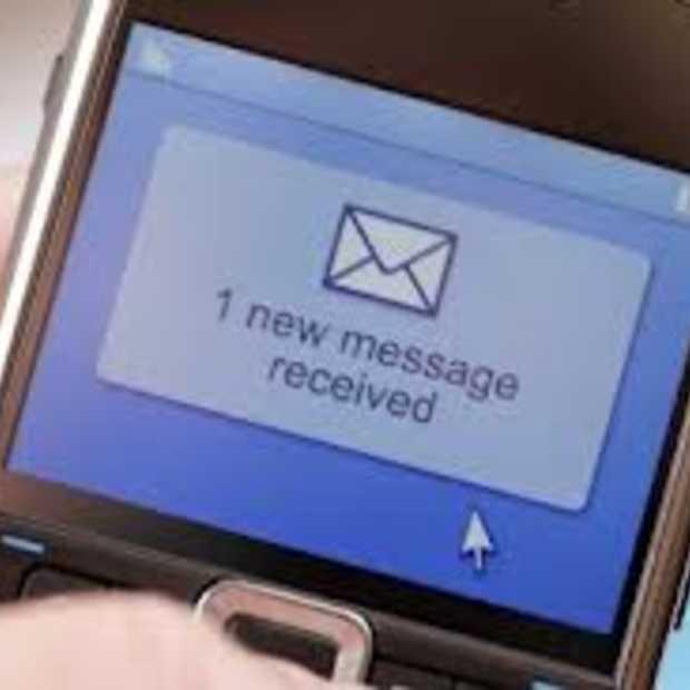 Zakelijk SMS wereldwijd in de lift