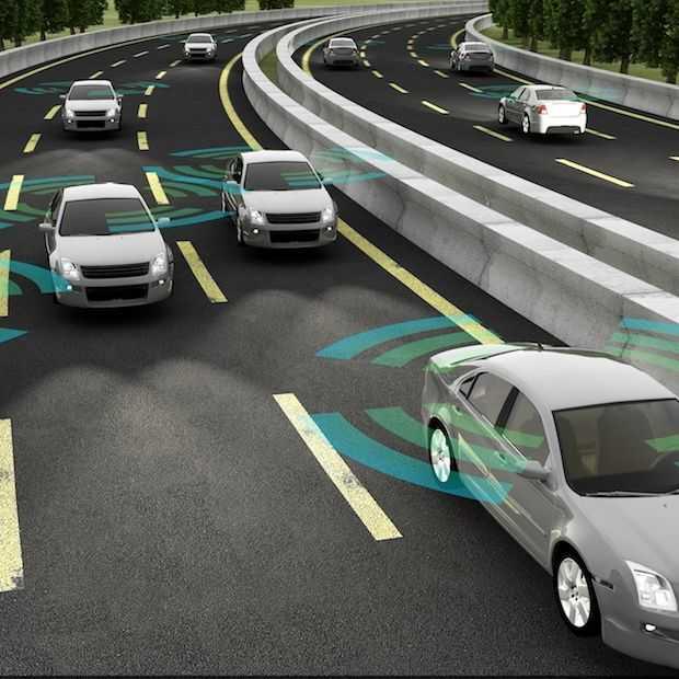 Nederland is wereldwijd het best voorbereid op de zelfrijdende auto