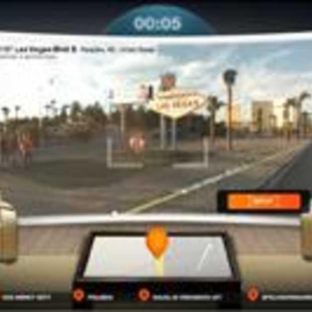 Ziggo campagne met 3D in Google Streetview