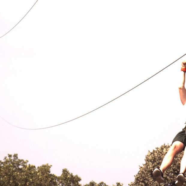 Ziplinen met Virtual Reality: dit klinkt als iets om te proberen!