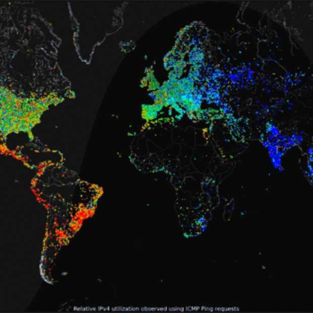 Zo ziet een dag gehackt internet er uit