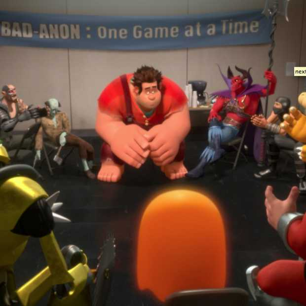 Zoek de game-slechterikken in Wreck-it Ralph