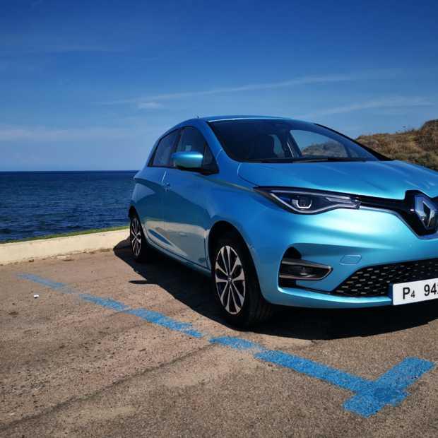 De compleet nieuwe Renault ZOE: 100% elektrisch