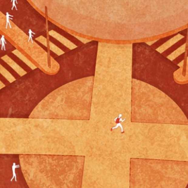 Zombies, run! combineert gamen en rennen (en zombies natuurlijk)