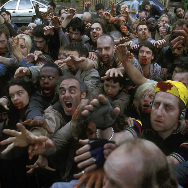 Zombies, zombies en nog eens zombies
