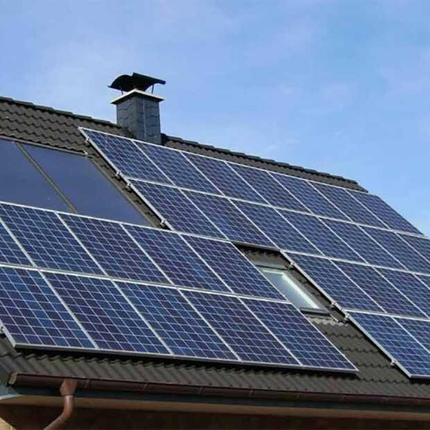 2020 toch nog goed voor iets: zonnepanelen