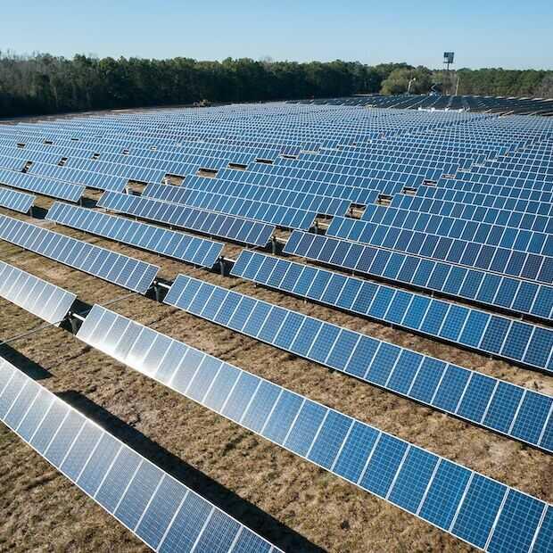 Zonsverduistering verduistert ook bijna 1 gigawatt aan stroom