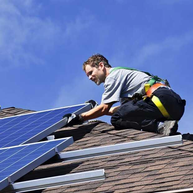 Zonnepanelen installeren? Dat kun je makkelijk leren