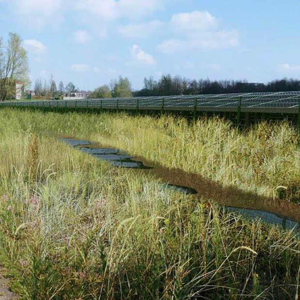 Het grootste zonnepark van Brabant komt te liggen in Roosendaal