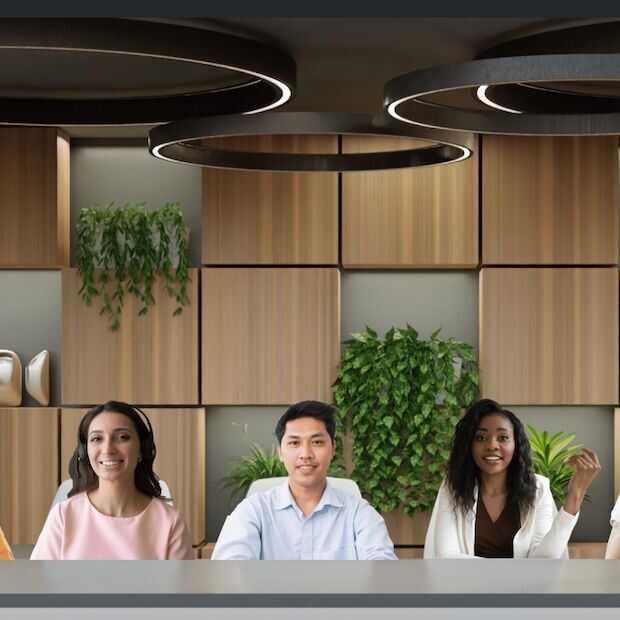 Zoom lanceert creatieve scènes voor videovergaderingen