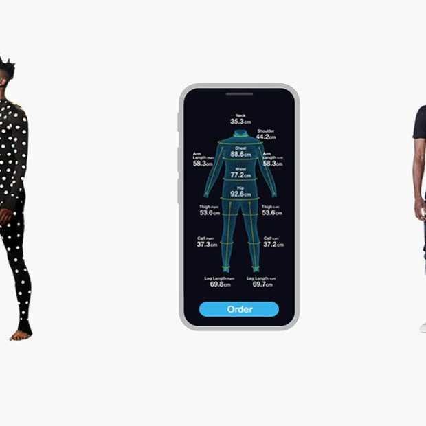 Deze bodyscanner zoekt de perfecte kleding voor je!