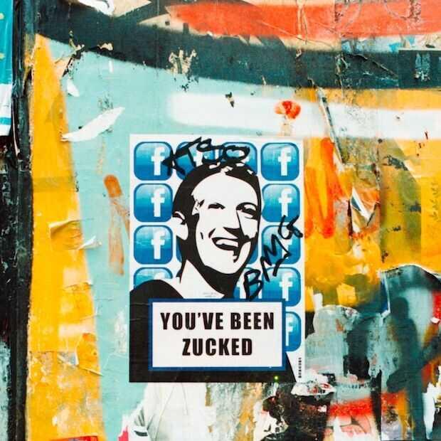 Facebook gaat de macht van Zuckerberg niet aan banden leggen
