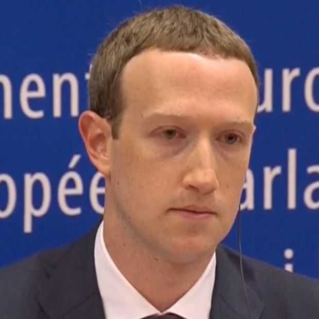 Mark Zuckerberg ontwijkt alweer alle relevante vragen in Brussel