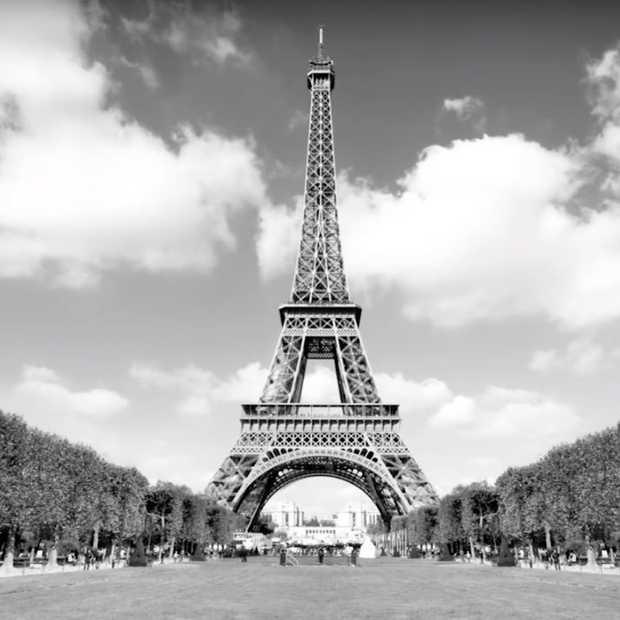 Lukt het jou om kleur te zien in deze zwart-witfoto?