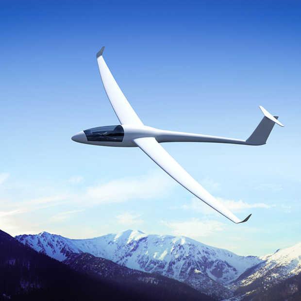 De start van het eerste E-Sport NK Zweefvliegen